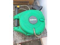 Hozelock wall mounted hose (10metre)