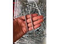 15 cm metal prongs x 50-100