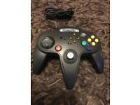 Nintendo 64 aftermarket controller. N64