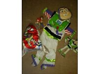 Disney toy story set suit Electronic Buzz Lightyear collectable