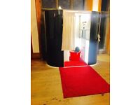KIDS PARTY PACKAGE HALL DECORATIONS, PHOTO BOOTH, ENTERTAINMENT POPCORN CANDY FLOSS, ALL INCL £495