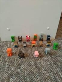 Mini Minecraft set