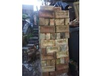 100 old bricks for sale