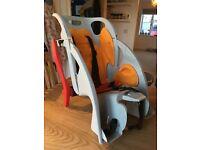 Toddler to aged 4 CoPilot bike seat