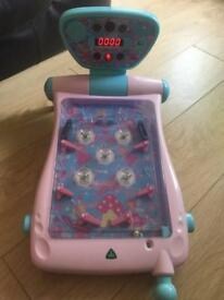 Early learning centre pin ball machine