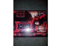 Strike x pc case with front digital fan control