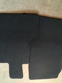 Original BMW X3 Upholstery Grey Car Mats - Never Been Used