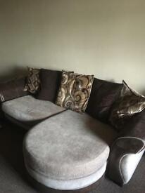 3 seater lounge sofa