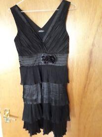 Lovely black elegant dress