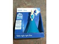 Elsa Night Light