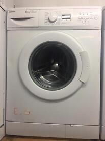 BEKO white good looking 6kg 1600spin washing machine
