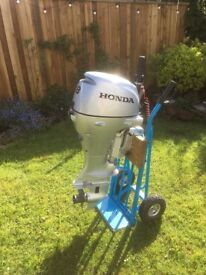 Honda 8hp Outboard ,