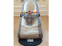 BabyBjorn baby seat. As new