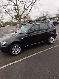 BMW X3 2.0 20d M Sport 5dr SAT NAV/BLACK LEATHER/HPI CLEAR