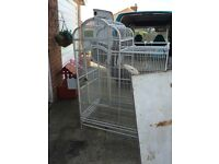 Huge parrot cage , cheap , quick sale needed