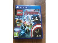 Lego marvel avengers , PS4 , as New ! Price stands , no offers !
