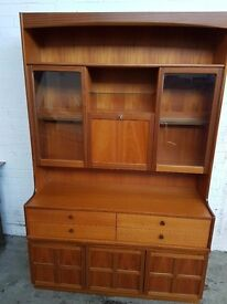 Parker Knoll Wall Unit - Storage - Good Condition
