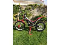 Gas Gas pro 280 trials bike
