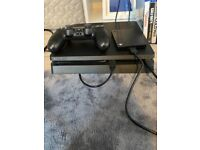 Boxed PS4 console