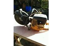 Partner k650 petrol cut off saw