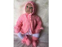 Gorgeous Reborn Baby Girl Doll
