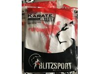 Blitz karate suits