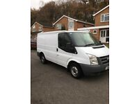 HIGH MOTORWAY MILES HENCE LOW PRICE LATE 2011/61 FORD TRANSIT 2.2 TDCI 85 PS 5 SPEED FWD T280