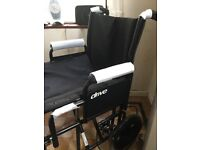 New Bariatric Drive wheelchair Extra wide