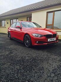 BMW 320D Full M-Sport Preformance Kit