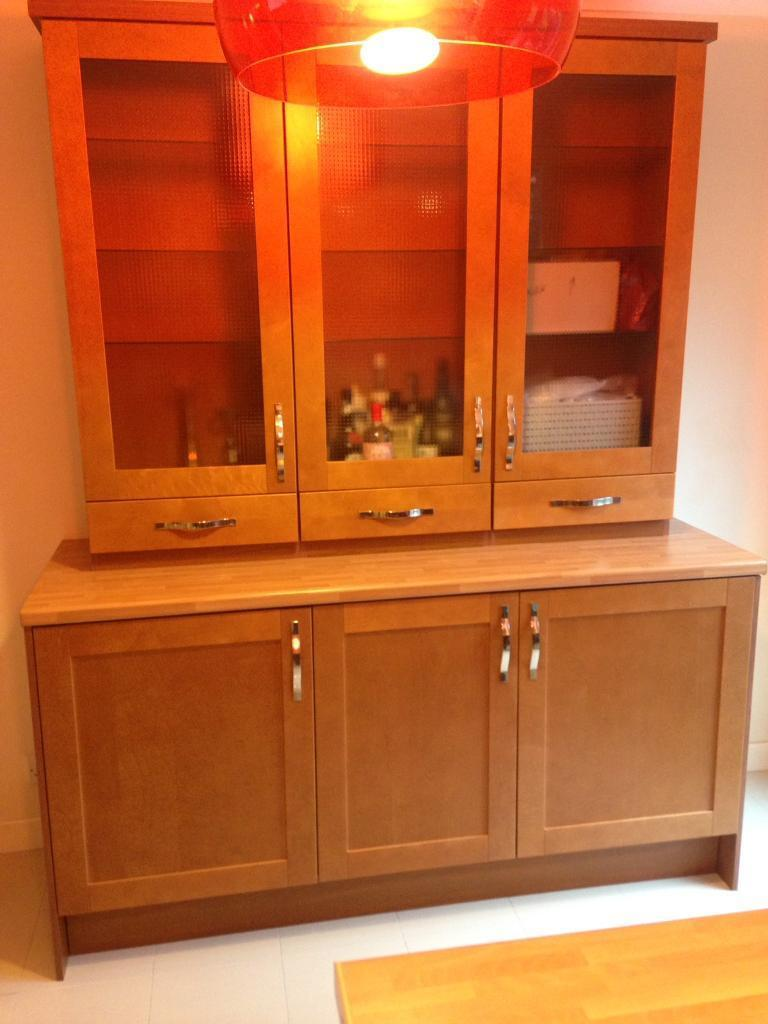 Display Cabinet Cupboards With Glass Doors
