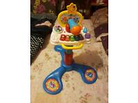 Vtech kids music tower sit to stand
