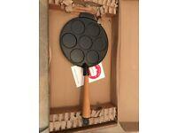 Cast Iron Mini Pancake pan