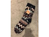 Lounge / bed / slipper socks 7-11