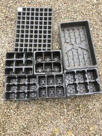 Seed, plant and pot trays