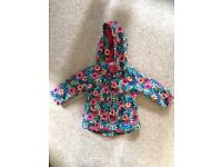 Girls raincoat 0-3 months