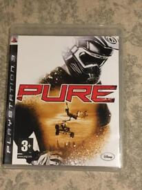 Pure PS3 Game