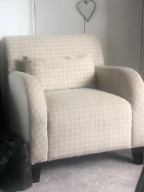 Lovely stylish armchair