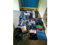 Boys clothes bundle age 6 all next ..smoke and pet free home