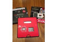 "Nifty MiniDrive Air - Macbook Air 13"" & 64GB SanDisk Extreme Pro microSDXC"