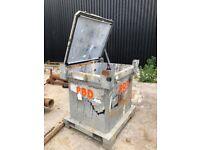 Site Box Steel Security Tool Vault