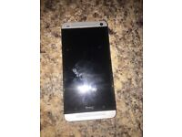 HTC one m7 mobile phone Good Condition