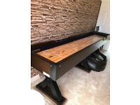 Shuffleboard like new in first class condition
