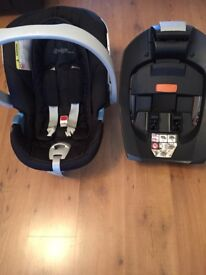 Mamas and papas cyber baby seat