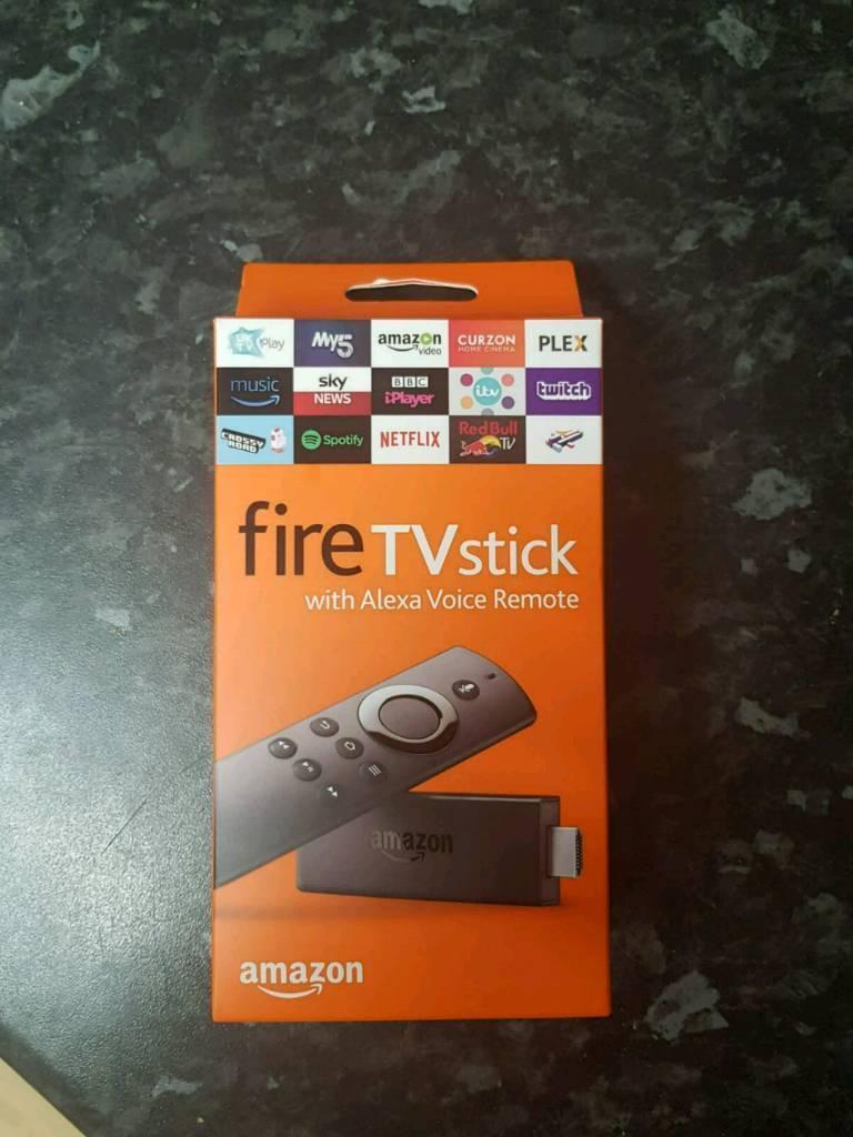 Amazon Fire TV Stick | in Kettering, Northamptonshire | Gumtree