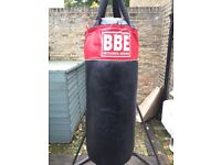 Punchbag with stand BBE