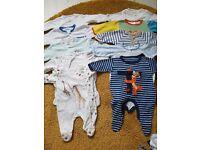Baby bundle of clothes 0-3