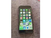 Apple iPhone 6S Space Grey o2 giff gaff Tesco