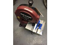 REXON Bandsaw Bench mounted ideal for shed or garage