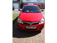 Vauxhall Tigra twinport coupe 1.4 petrol. Two seater.