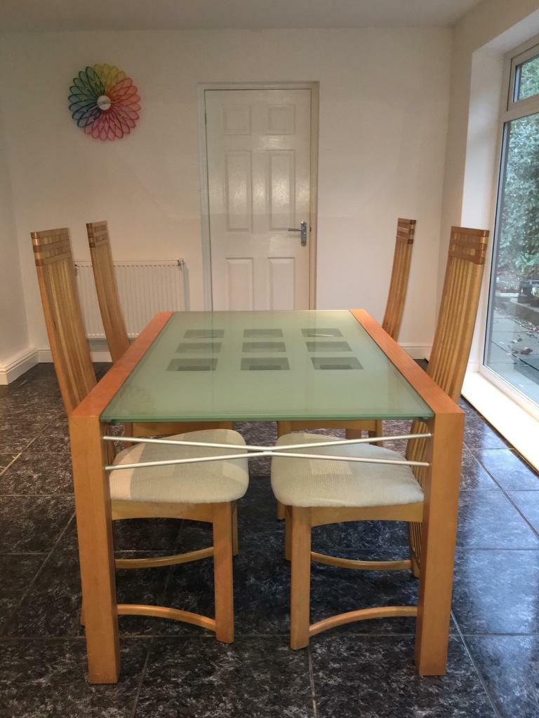 Ligne Roset Extensia Dining Table & Chairs | in Knowsley, Merseyside ...